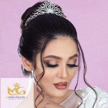 آرایشگاه عروس در اصفهان